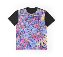 Happy Garden Graphic T-Shirt
