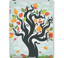 Autumn tree iPad Case/Skin