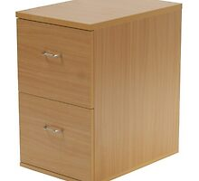 Two Drawer Filing Cabinet by atlantisofficee