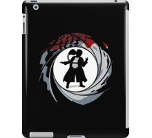 Double O Negative iPad Case/Skin