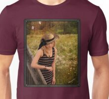 Summer Reverie ~ Alone in a Meadow Unisex T-Shirt