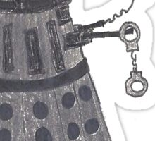 Domination Dalek  Sticker