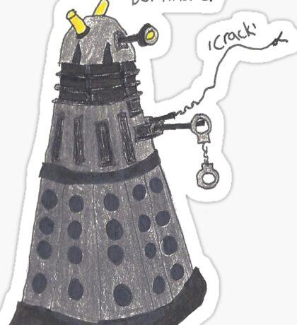 Domination Dalek  Sticker
