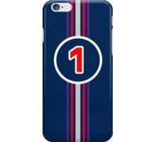 Vettel 1 iPhone Case/Skin