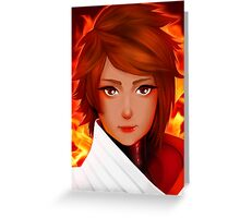 Candela Greeting Card