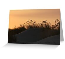 Dune 4232 Greeting Card
