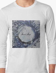 Bear's Den Islands LP Vinyl cover Long Sleeve T-Shirt