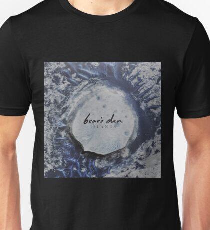 Bear's Den Islands LP Vinyl cover Unisex T-Shirt