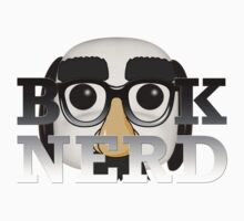 Snoopy Book Nerd Kids Tee