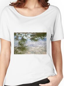 Pine in the mountains Women's Relaxed Fit T-Shirt