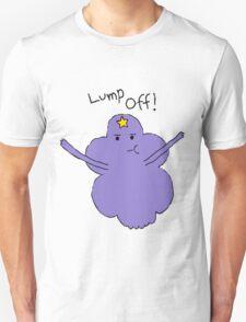 Lumpy Space Princess: Lump Off! Unisex T-Shirt
