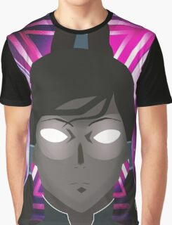 Korra's Galaxy  Graphic T-Shirt