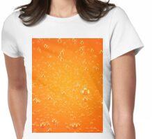 Orange Soda Womens Fitted T-Shirt