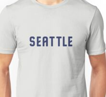 Kenny Powers 55 Seattle Baseball Shirt Eastbound and Down Unisex T-Shirt