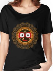 Jagannath. Indian God of the Universe. Lord Jagannatha. Women's Relaxed Fit T-Shirt