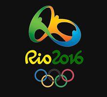 Olimpiade Rio 2016 Brasil Unisex T-Shirt