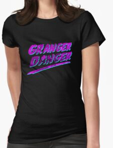 Granger Danger - by JBellas Womens Fitted T-Shirt