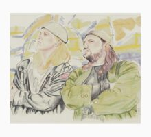 Jay and Silent Bob. Kids Clothes