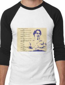 un-post it Men's Baseball ¾ T-Shirt