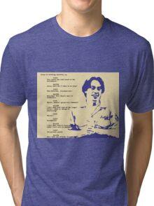 un-post it Tri-blend T-Shirt