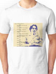 un-post it Unisex T-Shirt