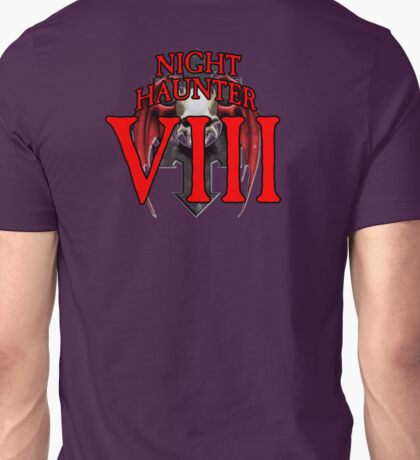Konrad Curze - Sport Jersey Style (Night Haunter Alternate) Unisex T-Shirt