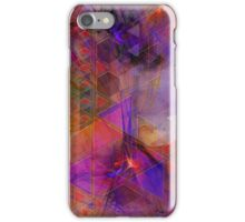 Vibrant Echoes - By John Robert Beck iPhone Case/Skin