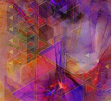 Vibrant Echoes - By John Robert Beck by studiobprints