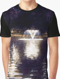 Oil painting. Graphic T-Shirt