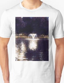 Oil painting. Unisex T-Shirt