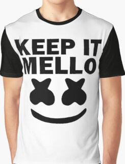 Keep It Mello Graphic T-Shirt