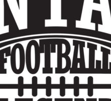 Fantasy football legend Sticker