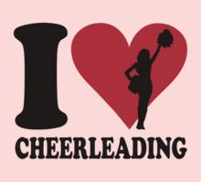 I love cheerleading by nektarinchen