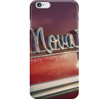 Chevy Nova 400 badge iPhone Case/Skin
