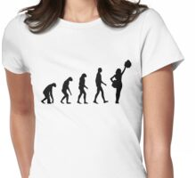 Evolution cheerleading Womens Fitted T-Shirt