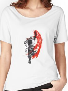 Traditional Fighter Women's Relaxed Fit T-Shirt