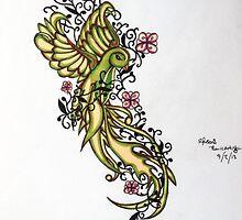 Reggie bird by Thoricartist