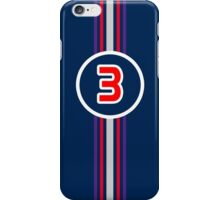 Ricciardo 3 iPhone Case/Skin