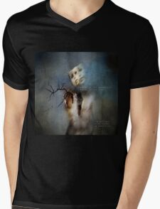 No Title 124 Mens V-Neck T-Shirt