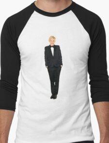 Ellen DeGeneres Men's Baseball ¾ T-Shirt