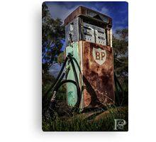 BP Bowser  Canvas Print