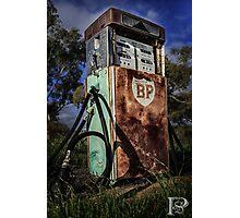 BP Bowser  Photographic Print