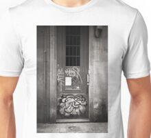 Muki Door BW Unisex T-Shirt