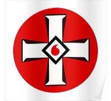 KKK Logo Poster