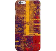 0161 Abstract Thought iPhone Case/Skin