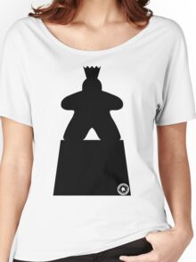 Meeples King Women's Relaxed Fit T-Shirt