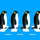 The Penguins by monsterplanet