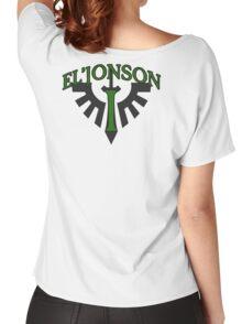 Lion El'Jonson - Sport Jersey Style Women's Relaxed Fit T-Shirt
