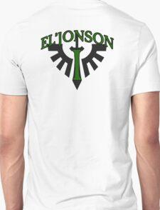 Lion El'Jonson - Sport Jersey Style T-Shirt