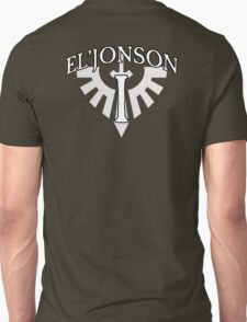 Lion El'Jonson - Sport Jersey Style (Alternate) T-Shirt